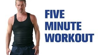 body weight exercises 5 minute fat burning cardio body weight workout
