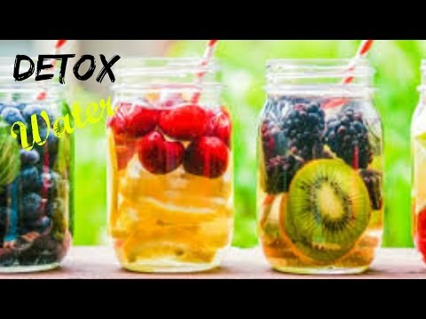 La Detox Water, bien s'hydrater et détoxifier son corps
