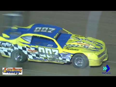 Lake Ozark Speedway August 4 Feature Races