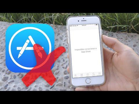 Imposible Conectar a App Store ( Solución ) 2016