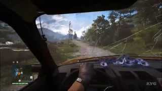 Far Cry 4 - Vehicle - Stryus Car Free Roam Gameplay (PC HD) [1080p]