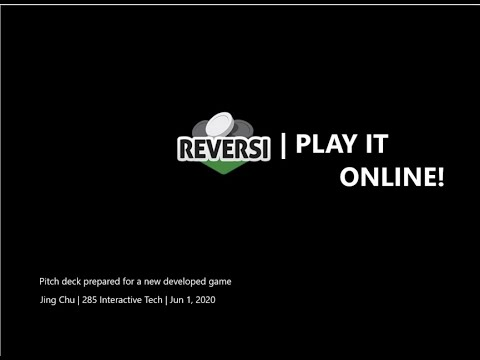 Reversi Game Redevelopment |