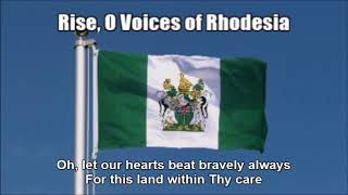 connectYoutube - Rhodesian National Anthem (Rise, O Voices of Rhodesia) - Nightcore Style With Lyrics
