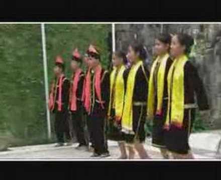 Bamboo Orchestra- Tadau Kaamatan