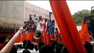 Hindu ekta yatra at karinagar