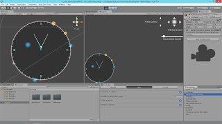 how to make a map radar unity