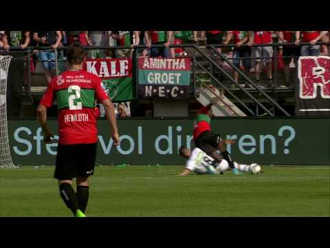 NEC Nijmegen - NAC Breda
