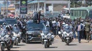 Kenya news | Find them or else… Uhuru warns Kiunjuri again over maize cartels