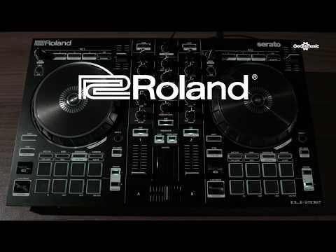 Roland DJ-202 DJ Controller | Gear4music