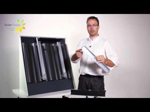 Montage TRITEC inlegsysteem op golfplatendak