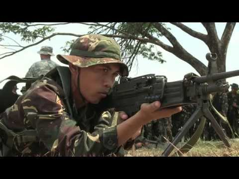 Static Air Assault Training with Philippine Army (Part 1)