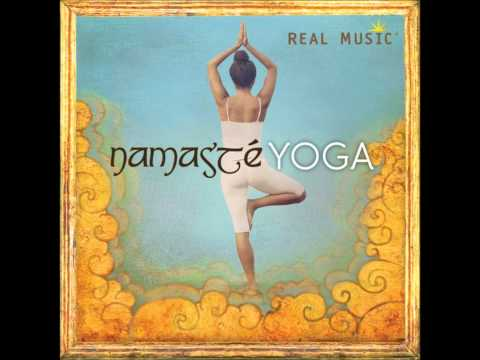 Real Music Album Sampler: Namaste Yoga by Various Artists