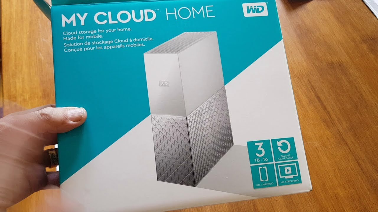 WD My Cloud Home Personal Cloud Review