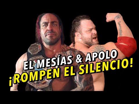 El Mesías Ricky Banderas y Apolo ¡ROMPEN EL SILENCIO!