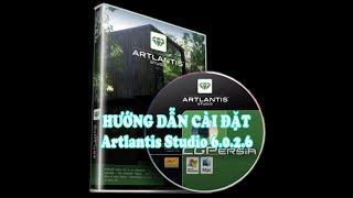 how to install Artlantis Studio 6.0.2.6