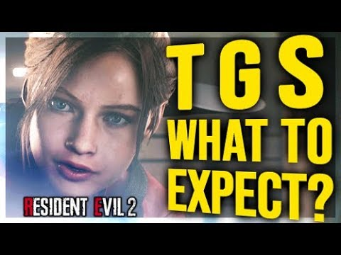 Resident Evil 2 Remake - What To Expect At The TGS (Tokyo Game Show)