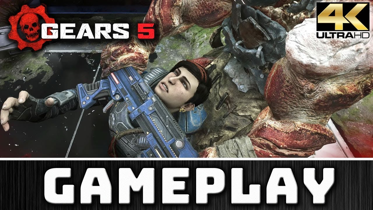 Gears 5 | Arcade DeathMatch | 4K & 60 FPS Gameplay