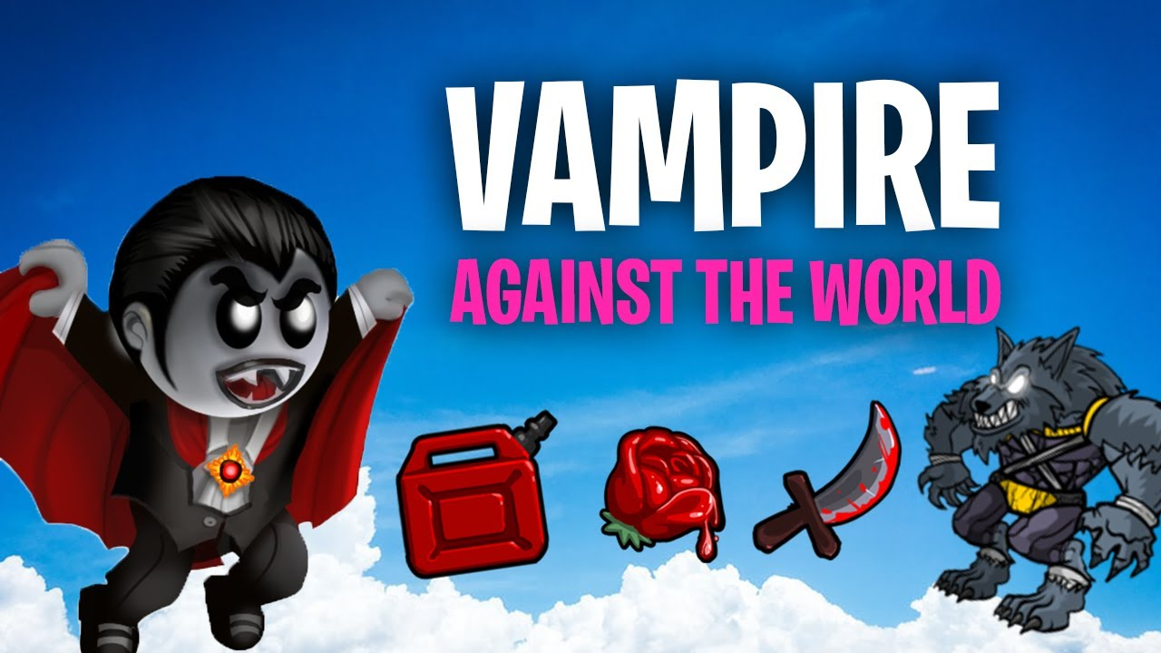 VAMP vs SK, WW, ARSO, and MAFIA! Town of Salem  | Coven All Any
