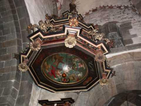 Inside Mariakirken - Resurrection - Terry Oldfield