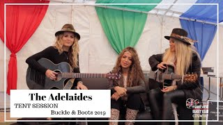 The Adelaides Tent Session