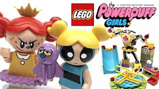 *NEW* 2 Lego Sets 41287 Powerpuff Girls Bubbles /& 41453 Unikitty Party Time