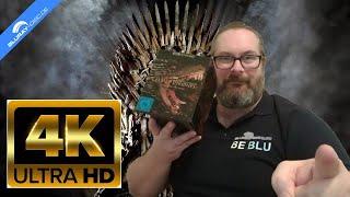 Unboxing & Gewinnspiel GAME OF THRONES - Die komplette Serie im 4k-UHD-Box-Set