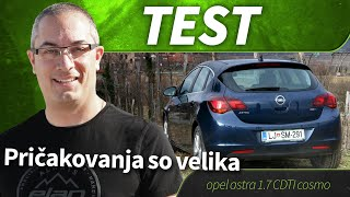 2010 opel astra 1.7 CDTi cosmo - test