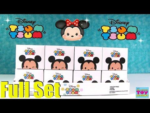 Disney Tsum Tsum Series 2 Mystery Stack Pack Blind Bag