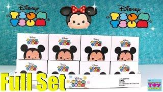 Video Disney Store Tsum Tsum Exclusive Vinyl Figures Full Set Unboxing | PSToyReviews download MP3, 3GP, MP4, WEBM, AVI, FLV Oktober 2019