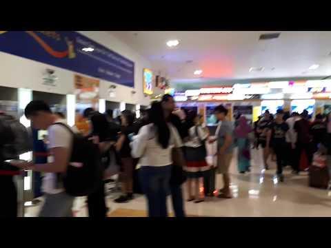 20170701 Ticket Lounge Terminal Bersepadu Selatan, Kuala Lumpur, Malaysia
