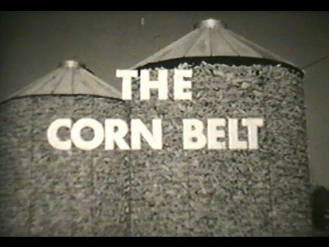 The Corn Belt -  America