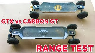 Evolve GTX vs Carbon GT Range Test - Evolve Weekly Ep. 26