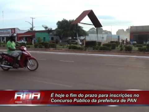 Termina hoje o prazo para inscrições no Concurso Público da prefeitura de Porto Alegre do Norte