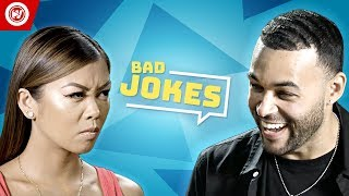 Bad Joke Telling VALENTINE'S DAY Edition! | Liane V & Don Benjamin
