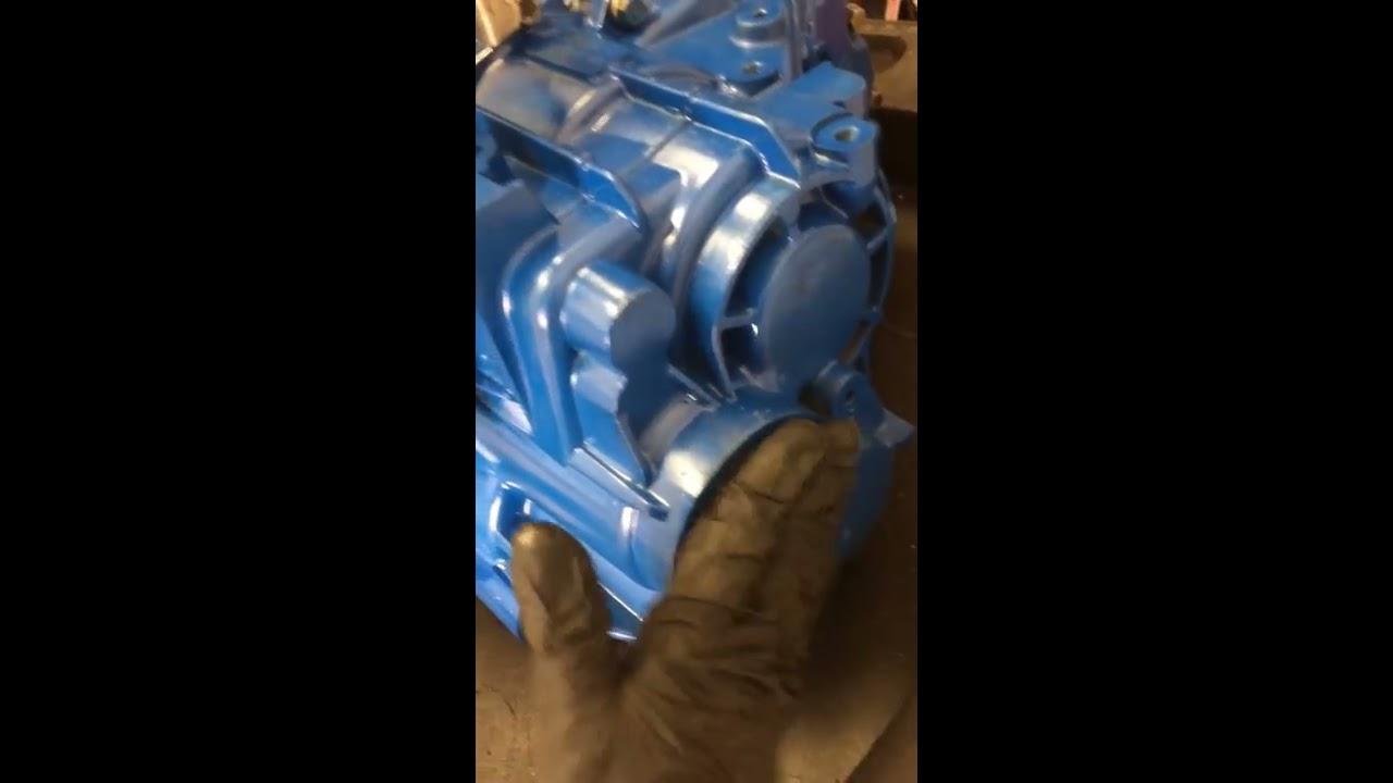 ORIGINAL Ford Gummimatten Fußmatten Satz FIESTA 8 MK8 ab 07.2017 hinten 2109989
