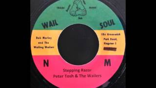 Download lagu PETER TOSH & THE WAILERS - Stepping Razor [1967]