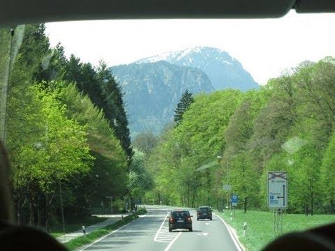Germany Vlog Day 15 - Salt Mines and Salzburg, Austria