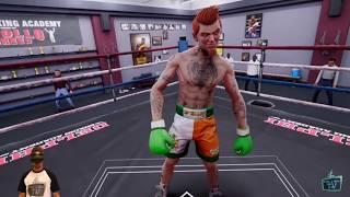 "Creed: Rise to Glory - Round 1 - Luke ""Scraps"" O'Grady [WMR] [VR Gameplay]"