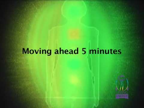 Aura Imaging Bio Feedback, See What The Chakras Look Like