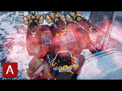 War Robots: Fury Triple Ember Gameplay