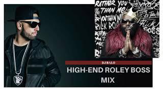 Urban Punjabi Mix 2018|High-End Roley|Back To Back Bangers - Dj Balo