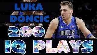 Luka Dončić 200 IQ Plays