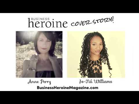 Heroine Interview: Legal Prowess - Jo-Ná Williams on Protecting Your Brand