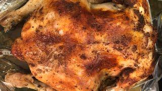 #Курица в рукаве в духовке#Курица в Духовке#