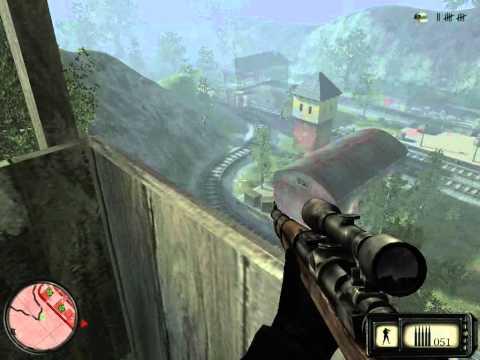 Sniper: Art Of Victory - Escape (Part 2) [Walkthrough] |