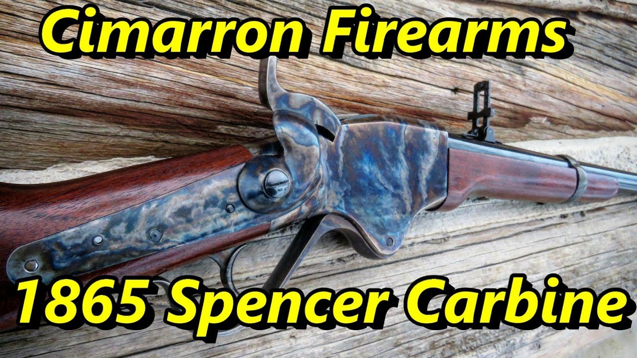 Cimarron 1865 Spencer Carbine - Old School Cool