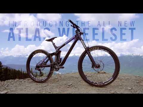 Dear Gravity - Race Face Atlas Wheelset