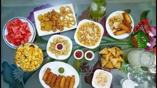 9th Ramadan Iftar with Mama Mami :) (IFTAR DAWAT IDEA'S) Vlog by YES I CAN COOK