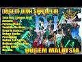 DJ SATU HATI SAMPAI MATI VS ASMARA DUGEM MALAYSIA NONSTOP MIXTAPE FUNKOT 2020
