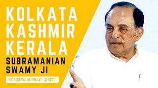 S1: Tactics of Ethnic Cleansing & Religious Expansionism - Shocking Insights by Subramanian Swamy ji